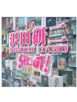 沢田研二 LIVE 2019「SHOUT !」
