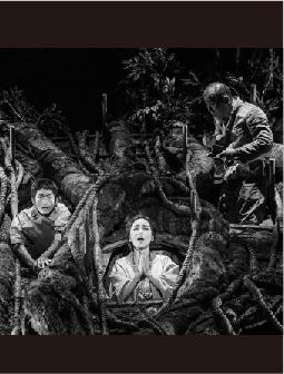 こまつ座『木の上の軍隊』