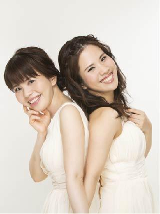 ピアノデュオ 新崎姉妹がおくる   ~0才からのクラシックコンサート~ おつきさま こんにちは!?